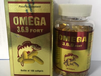Omega 3 6 9 fort - AJshop.vn