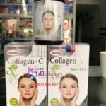 Collagen + C Type 1,2,3 – AJshop