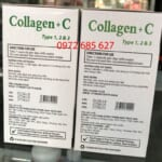 Collagen + C Type 1,2,3 Mat sau – AJshop