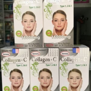 Collagen + C Type 1,2,3 Tai shop - AJshop